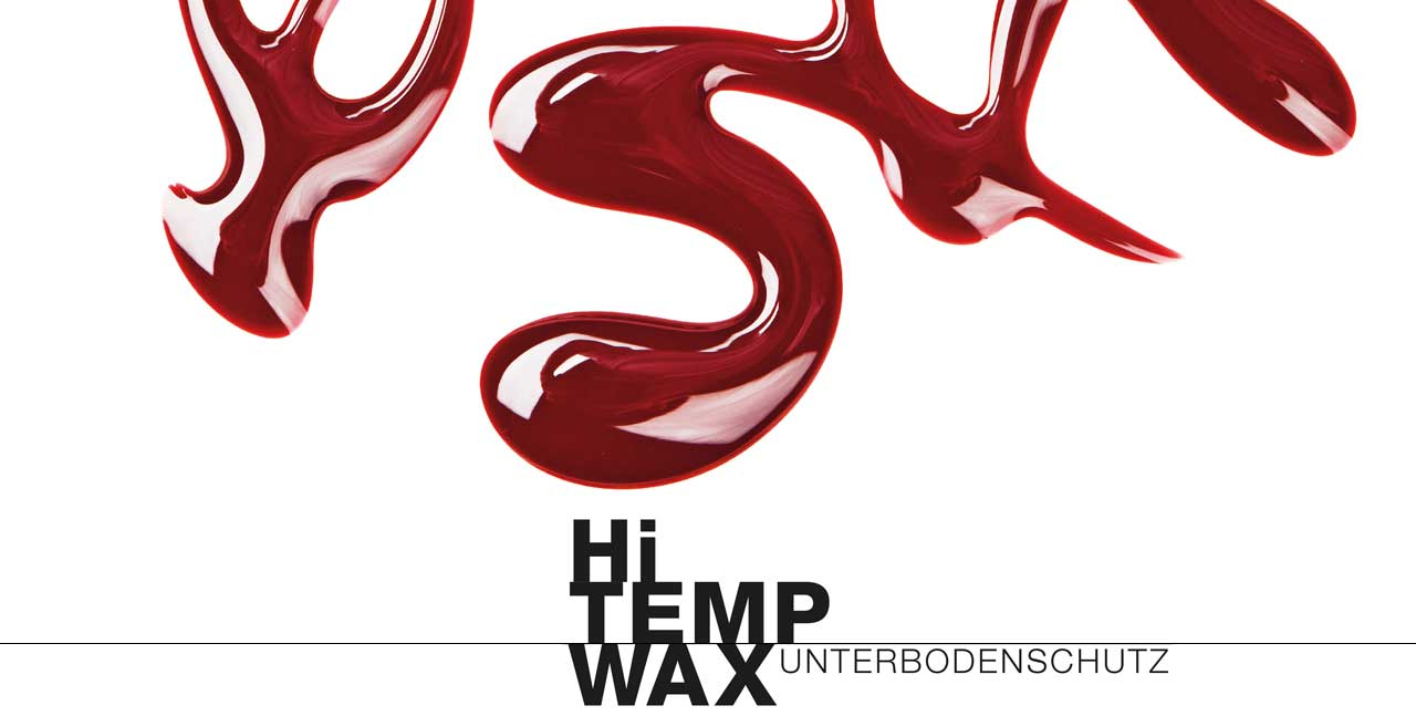 Hi temp wax -